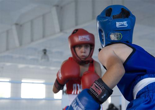 Херсонец стал чемпионом Украины по боксу среди юниоров
