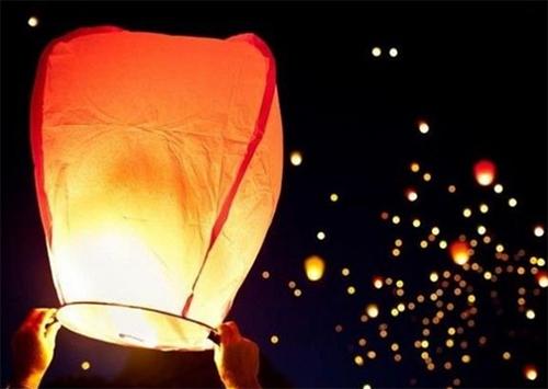 Волшебство в Херсоне: в парке Славы запустят 1000 фонариков