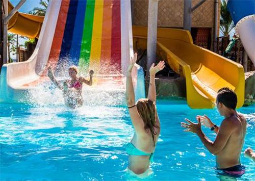 На курортах Херсонщины водные аттракционы стали ужасом отдыхающих