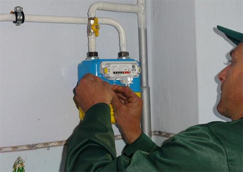 Херсонці  відмовляються від безкоштовних газових лічильників
