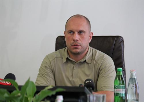 Илья Кива: Пополнение батальона «Херсон» ждет отправка на фронт