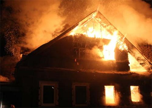 Під час пожежі загинуло 2 мешканців Херсонщини