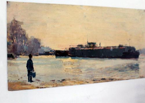 Картинна галерея Нової Каховки запрошує на літній вернісаж
