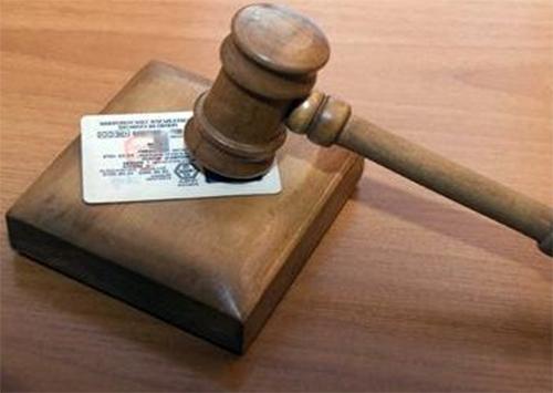 48 водителей Херсона лишены водительских прав