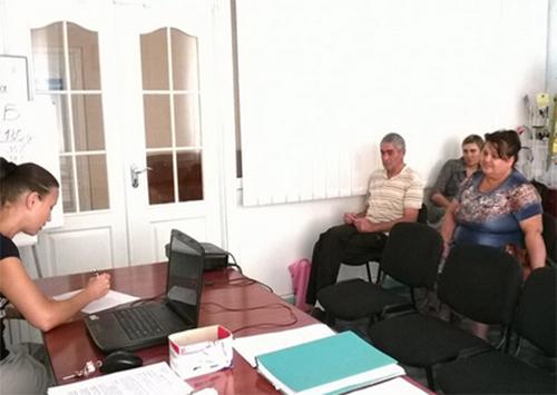 """Безробітним Херсонщини презентували """"теплу професію"""""""