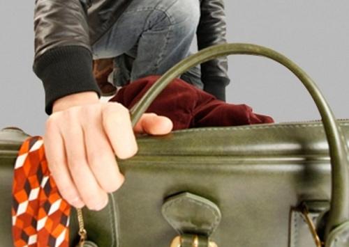 Сезон охоты на женские сумки открыт в Херсоне