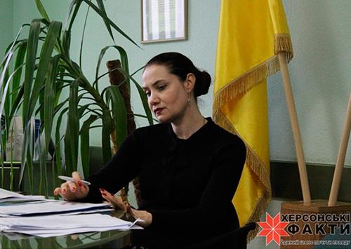 Елена Урсуленко: Нужно улучшить работу коммунальных предприятий Херсона