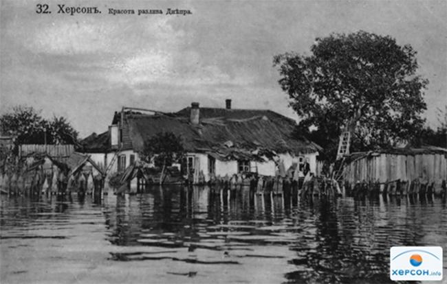 Херсонщина историческая. Где отдыхали наши земляки 100 лет назад