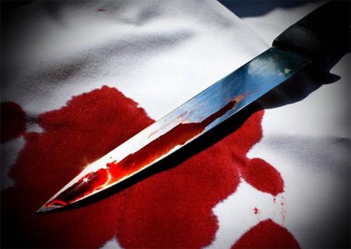 Захищаючи доньку, жінка вбила свого чоловіка