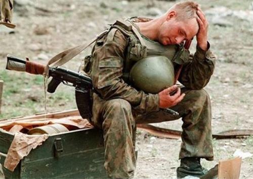 Демобилизованных на Херсонщине война не отпустила
