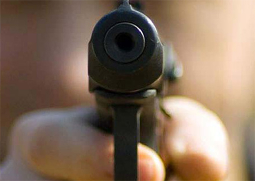 На Херсонщине стреляли возле ломбарда