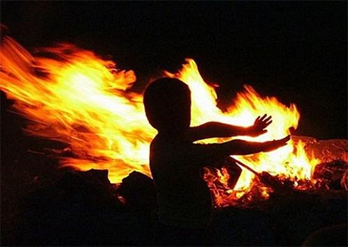 Вместо шашлыка в Херсоне поджарили ребенка