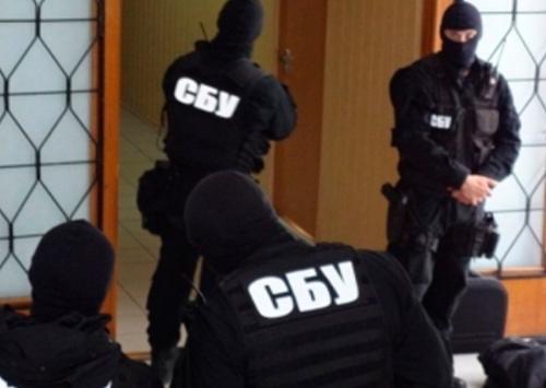Прокуратура Херсонской области проводит обыск в офисе ООО Смарт Мэритайм Груп
