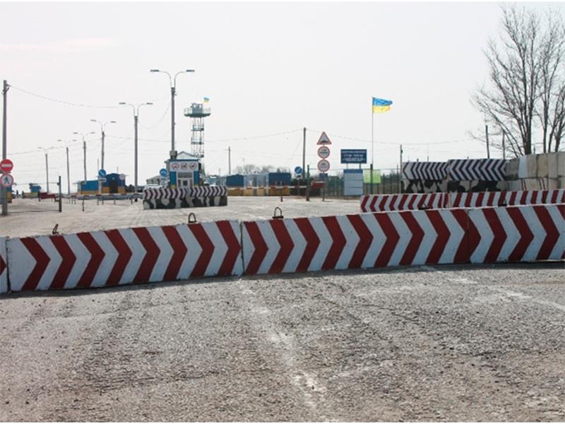 Пропагандистські війни на кордоні Херсонщини