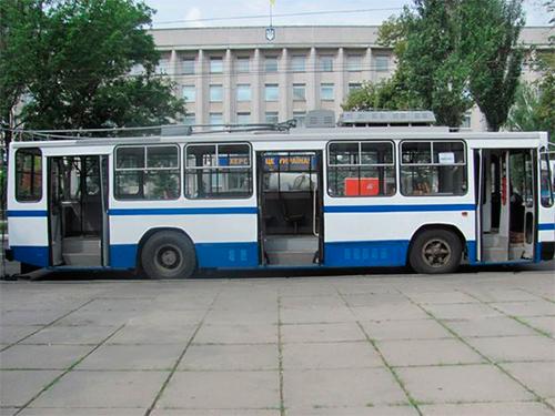 Херсонские троллейбусы работают, но забастовка состоится