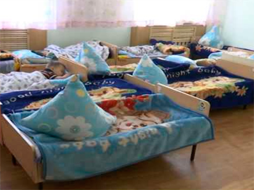 Детсад на Херсонщине превратили в дом свиданий