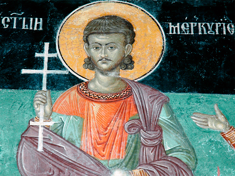 До Скадовська привезуть ікону Великомученика Меркурія