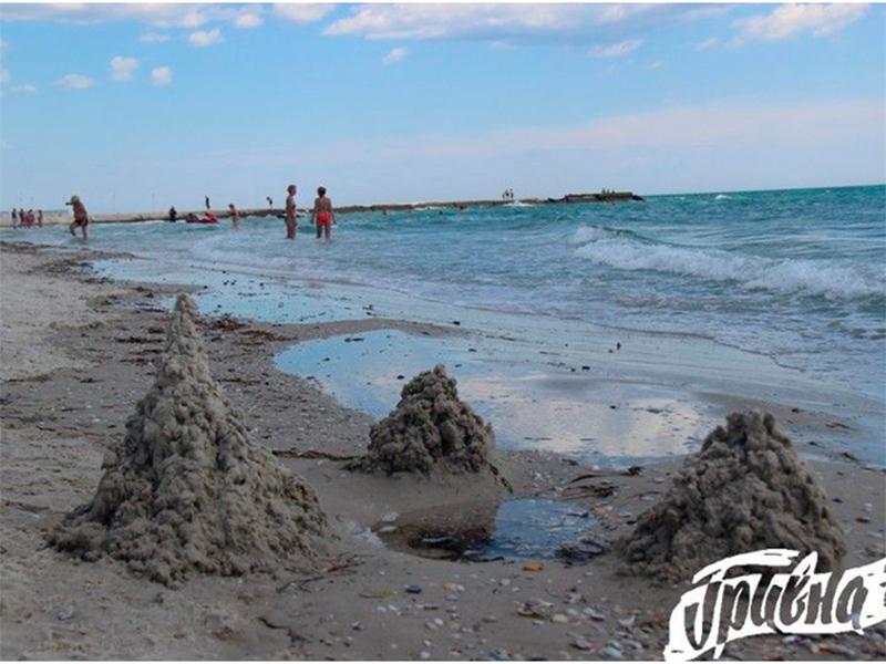 В Скадовске ежедневно мониторят качество морской воды