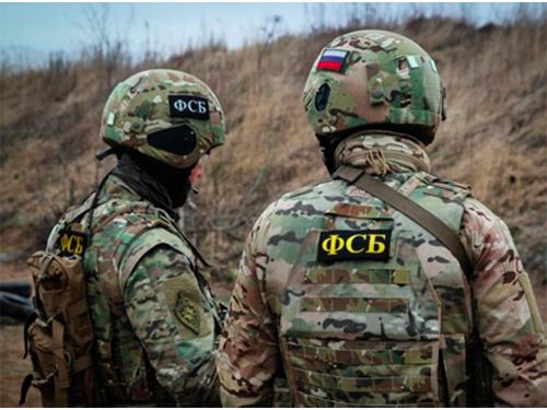Як на Херсонщині російська ФСБ береги поплутала