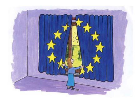 Херсонщина - вікно в Європу