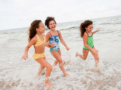Діти прикордонників відпочинуть на Херсонщині