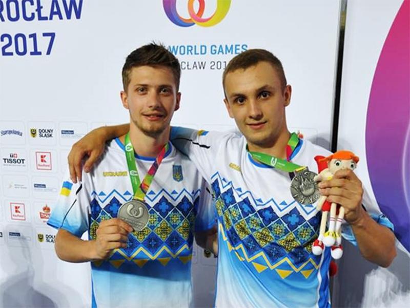 Победа херсонского спортсмена на Всемирных играх