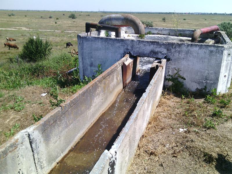 Директор «Очисних споруд Лазурного» не виконує  приписи екологічної інспекції