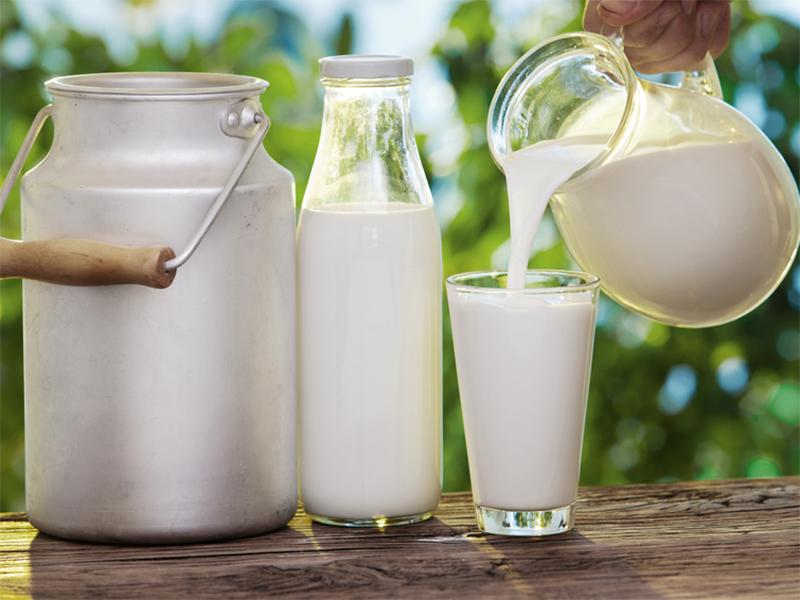 На Херсонщині дійшли руки до молочних рік