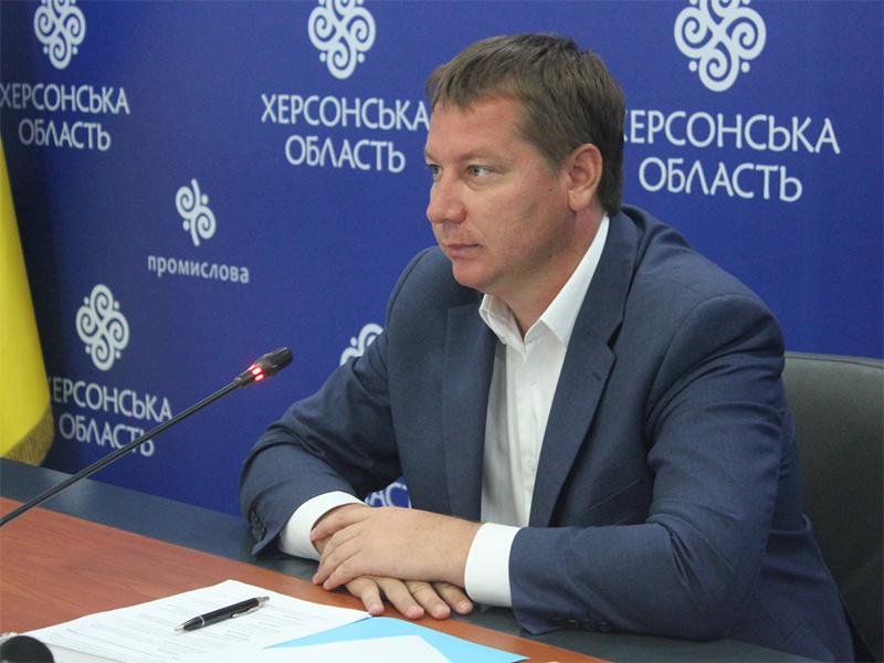 Привітання Андрія Гордєєва з нагоди 60-річчя Херсонської обласної журналістської організації