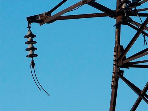 Енергетики ліквідували наслідки негоди на Херсонщині
