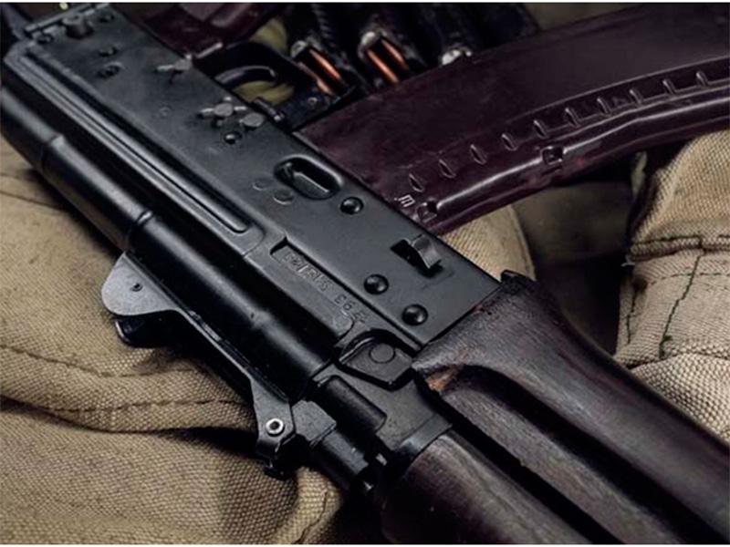 Как на Херсонщине некоторые военные оружие крадут