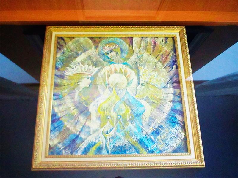 Херсонці побачили «Всесвіт Валерія Моругіна»