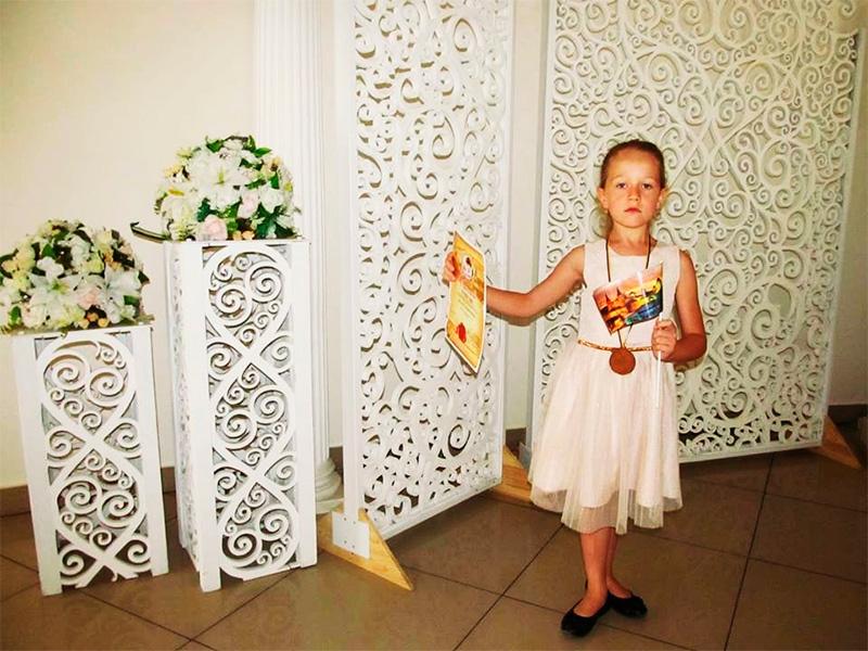 Юная херсонка победила в Каменце-Подольском