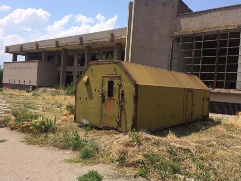 На Бериславщині демонтують будинок культури