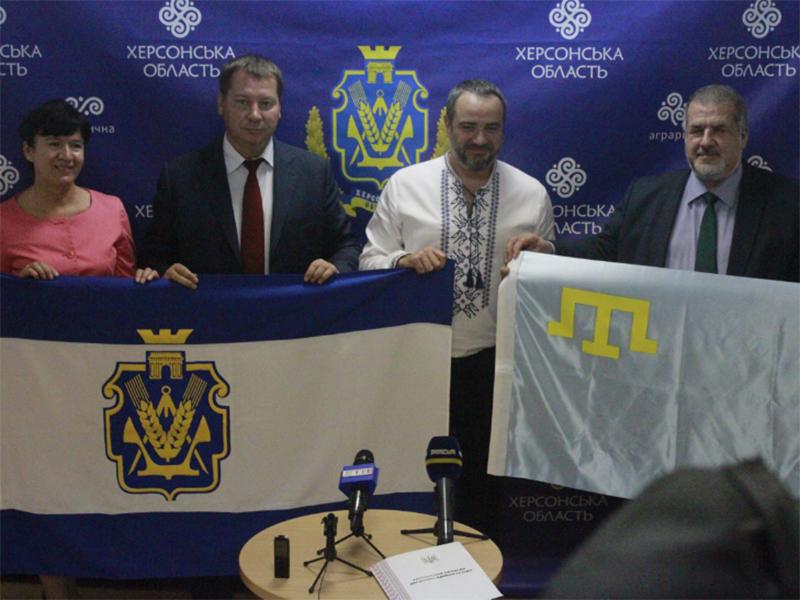 Андрій Гордєєв: «Процес реінтеграції Криму є гуманітарним»