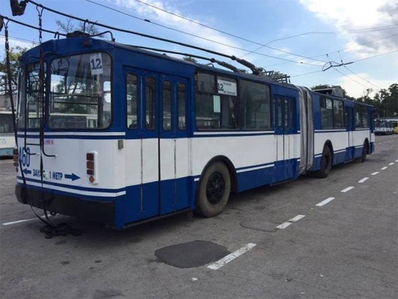Когда по Арабатке троллейбусы пойдут?