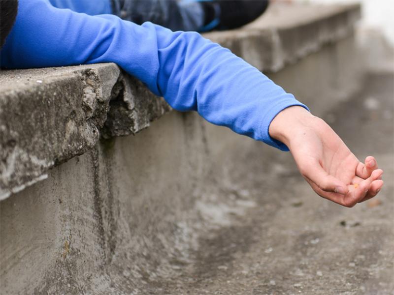 В уличную ловушку под Херсоном угодил подросток