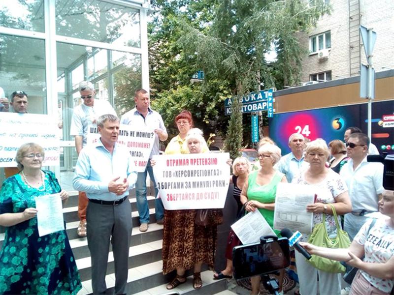Юрій Одарченко: Захист інтересів херсонців – мій пріоритет