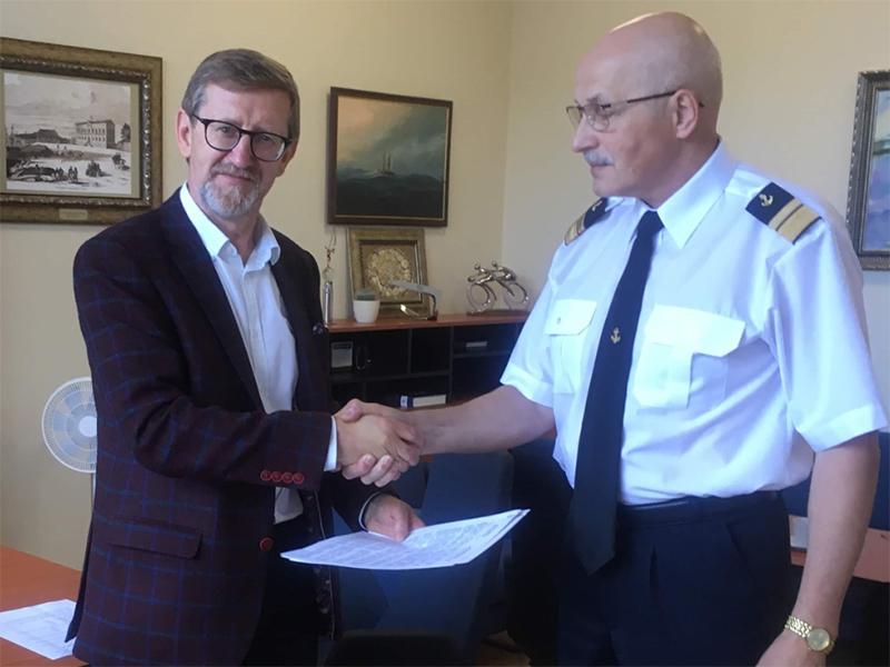 Клайпеда и Херсон стали фундаментом сотрудничества между морскими академиями и университетами