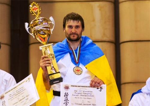 Александр Еременко: Спорт научил меня добиваться своей цели