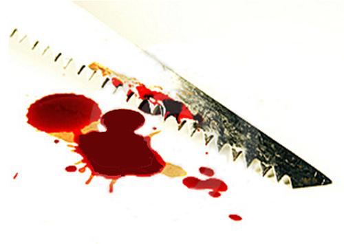 В центре Херсона нашли следы зверского убийства