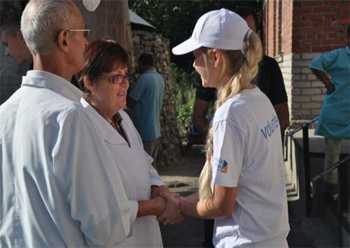 Фонд Вилкула и «Врачи без границ» объединили усилия для оказания помощи мирным жителям из зоны конфликта