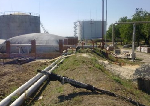 Куда «плывет» Херсонская нефтегавань?
