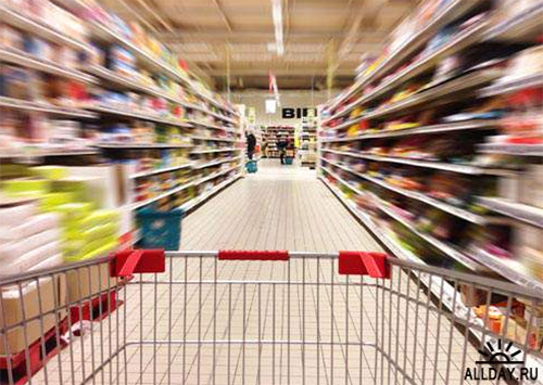 Херсонские супермаркеты не хотят торговать местной продукцией?