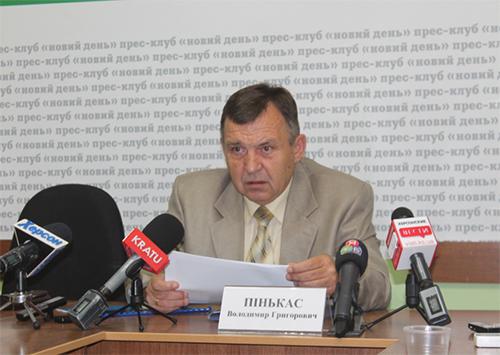 Владимир Пинькас отказался от должности директора судозавода «Паллада»