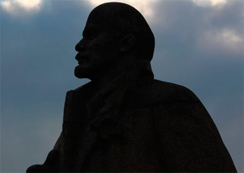 Как старушка на Херсонщине Ленина спасла