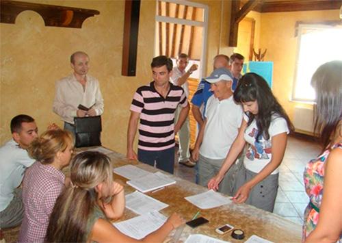 На Херсонщині вперше відбулися вибори до місцевих меджлісів