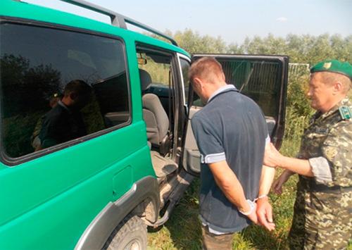Заробітчанин з Херсонщини проривався у Польщу