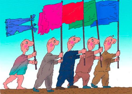 Херсонская политика: Служили верно одним, послужат и следующим