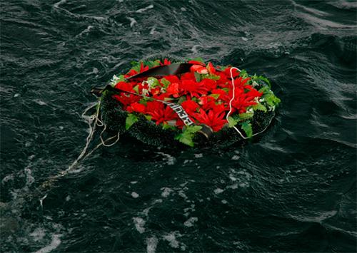 На борту судна в Скадовске умер его капитан